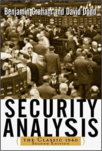 Security Analysis 2nd Edition